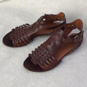 Givenchy Huarache Style Sandals EUC